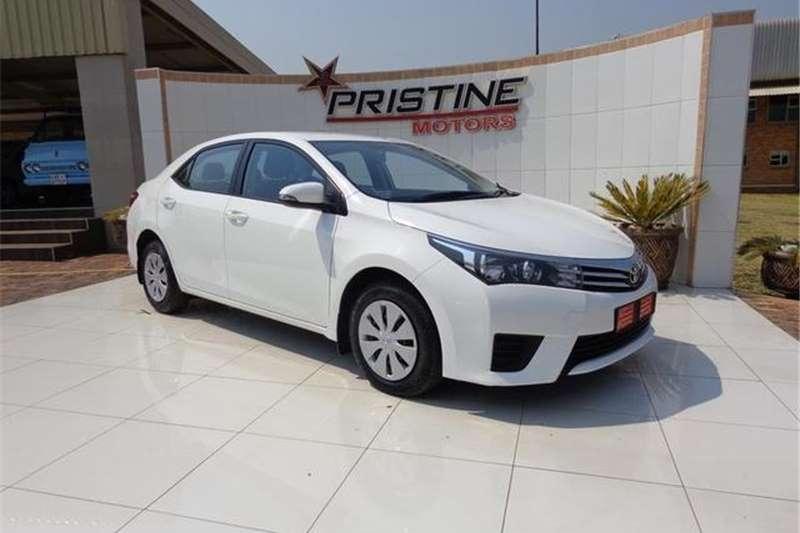 Toyota Corolla 1.3 Esteem 2014