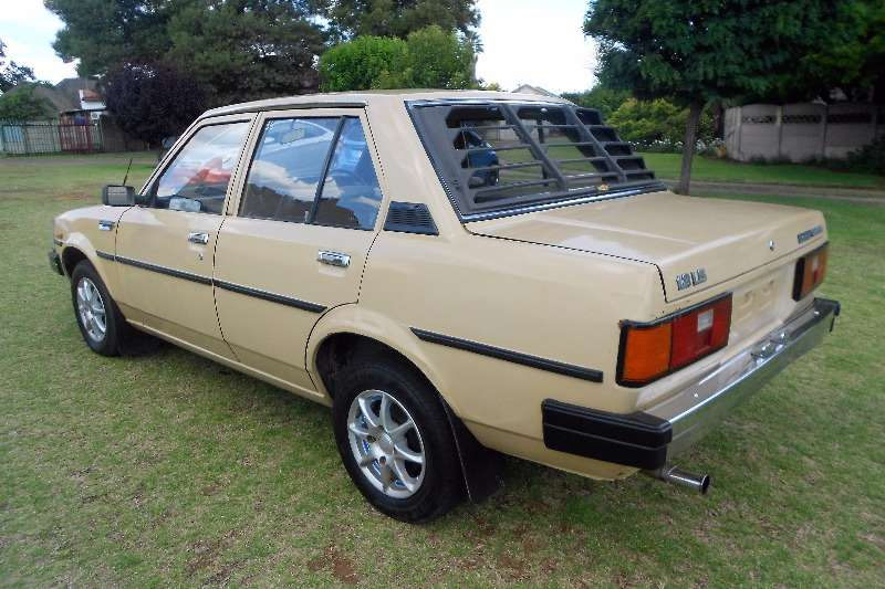 1982 toyota corolla 1 3 l cars for sale in gauteng r 39 800 on auto mart. Black Bedroom Furniture Sets. Home Design Ideas