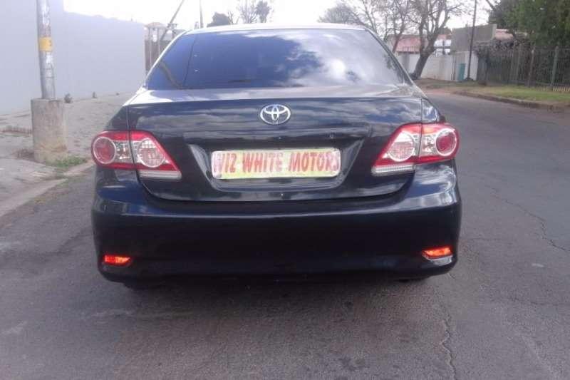 Toyota Corolla 1.3 Professional 2010