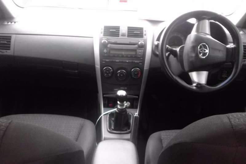 Toyota Corolla 1.3 Professional 2013