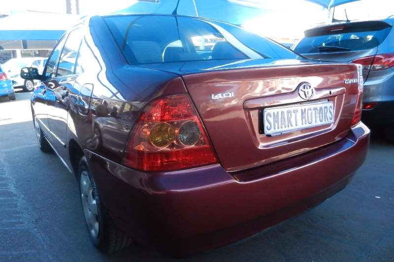 Toyota Corolla 1.4 Advanced 2006