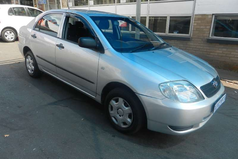 Toyota Corolla 1.4 Advanced 2006