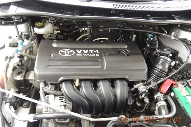 Toyota Corolla 1.4 Professional 2008