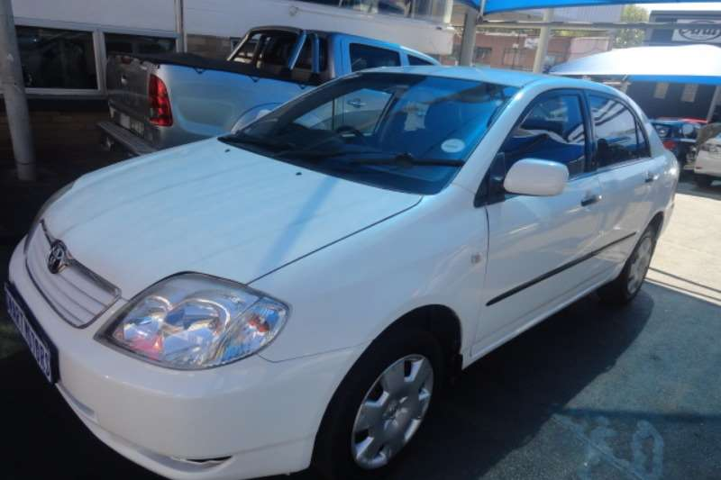 Toyota Corolla 1.6 Advanced auto 2002