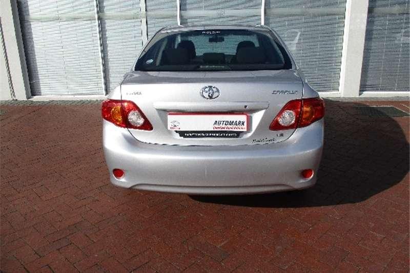 Toyota Corolla 1.6 Advanced auto 2011