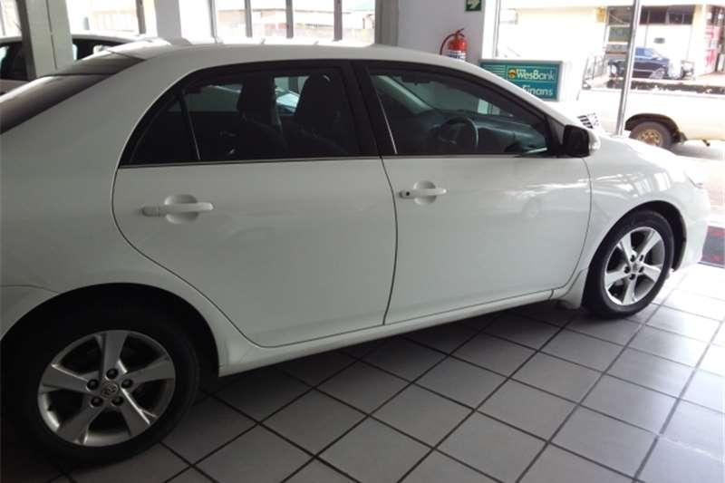 Toyota Corolla 1.6 Advanced auto 2012