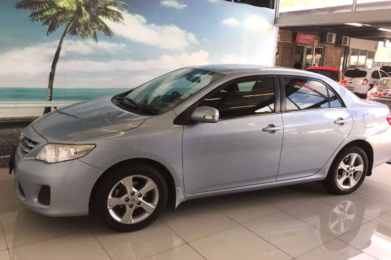 Toyota Corolla 1.6 Advanced automatic 2013