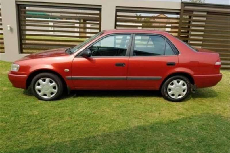 2001 Toyota Corolla 1 6 Gle For Sale Cars For Sale In