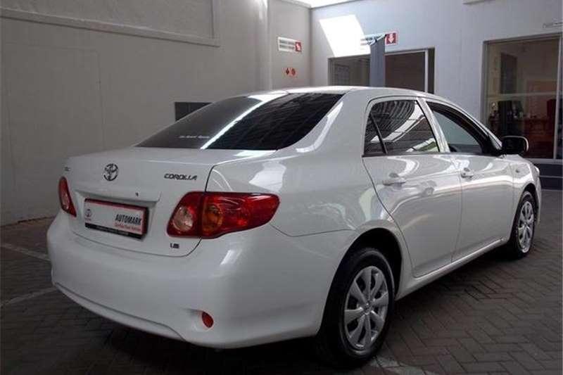 Toyota Corolla 1.6 Professional 2010