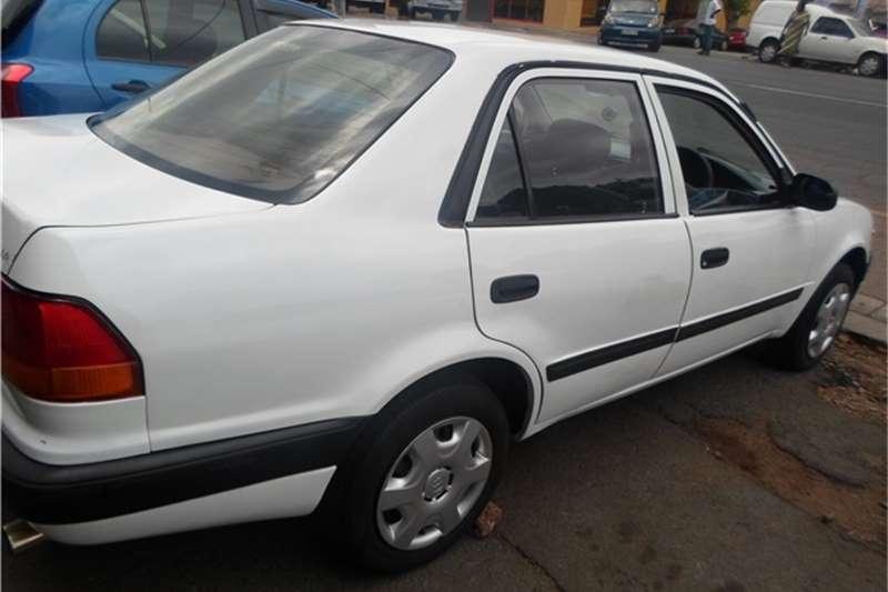 Toyota Corolla 1.60i GLE 1997
