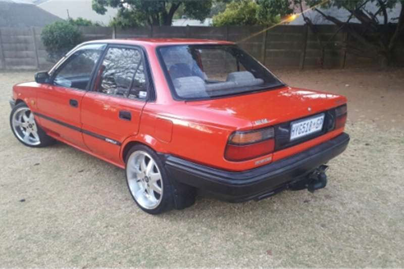 1989 Toyota Corolla 1 6gl For Sale Cars For Sale In