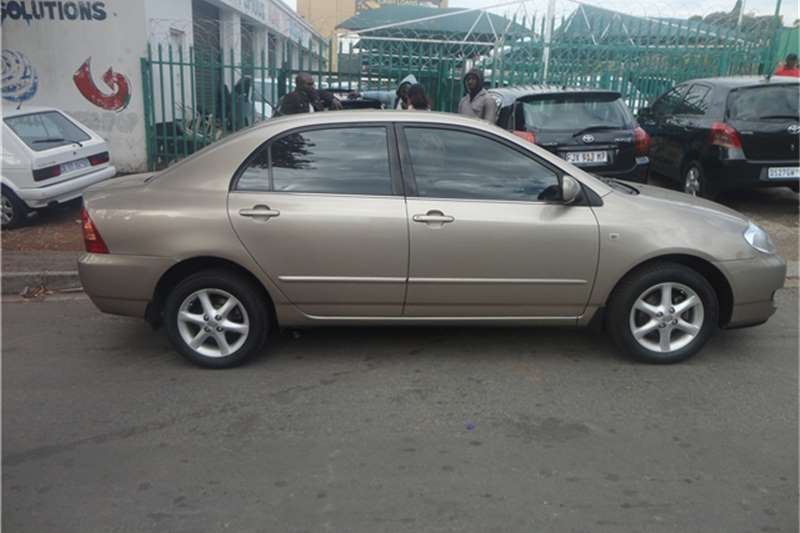 2007 toyota corolla gsx eco boost cars for sale in gauteng r 80 000 on auto mart. Black Bedroom Furniture Sets. Home Design Ideas