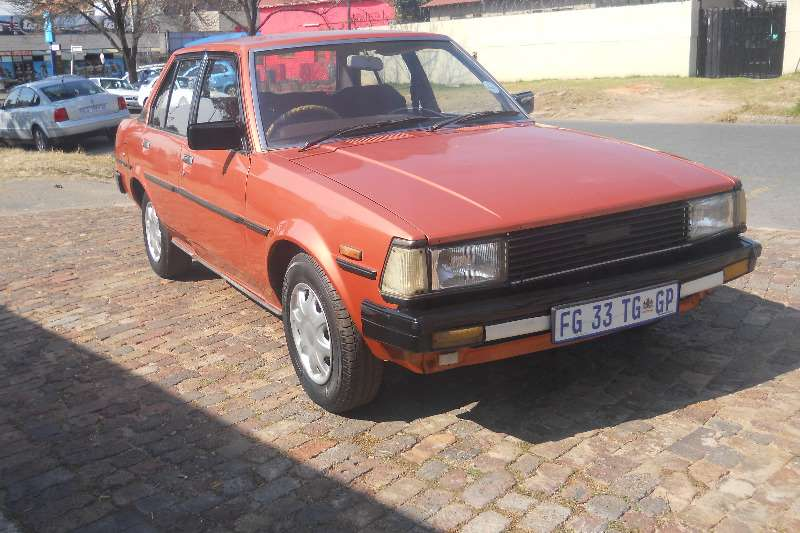 1983 toyota corolla 1 8 cars for sale in gauteng r 29 950 on auto mart. Black Bedroom Furniture Sets. Home Design Ideas