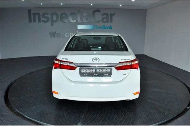Toyota Corolla 1.8 Exclusive 2015