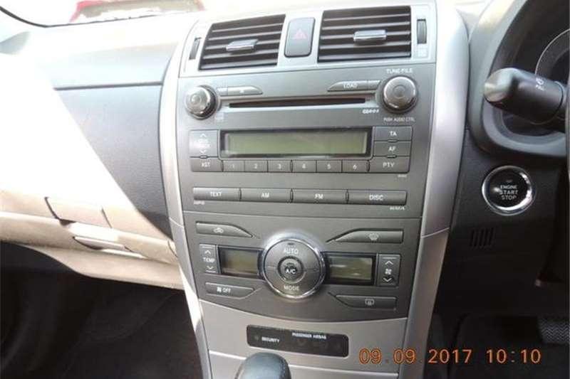 Toyota Corolla 1.8 Exclusive auto 2009
