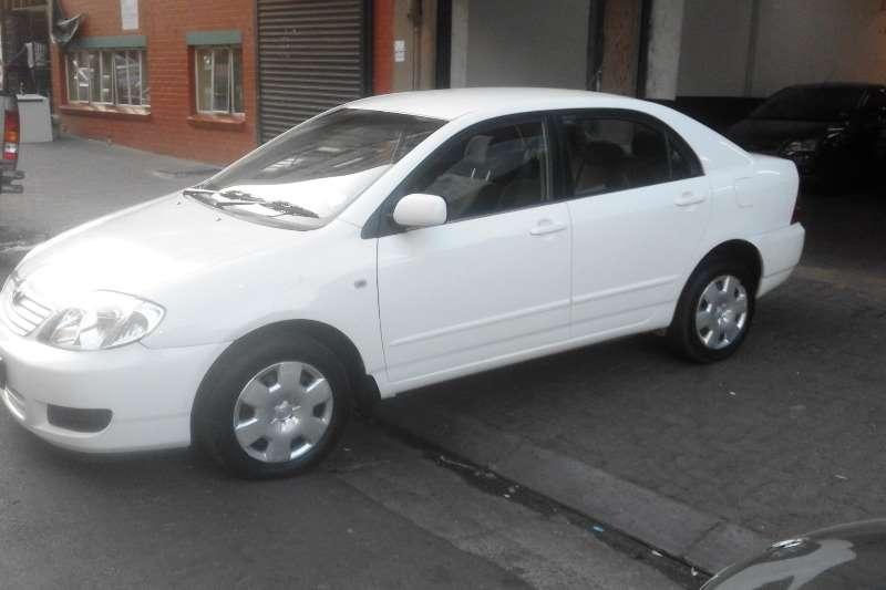 Toyota Corolla 160i GLE 2005