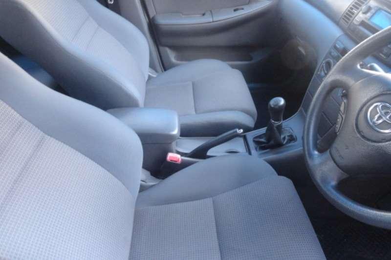 Toyota Corolla 160i GLS 2006