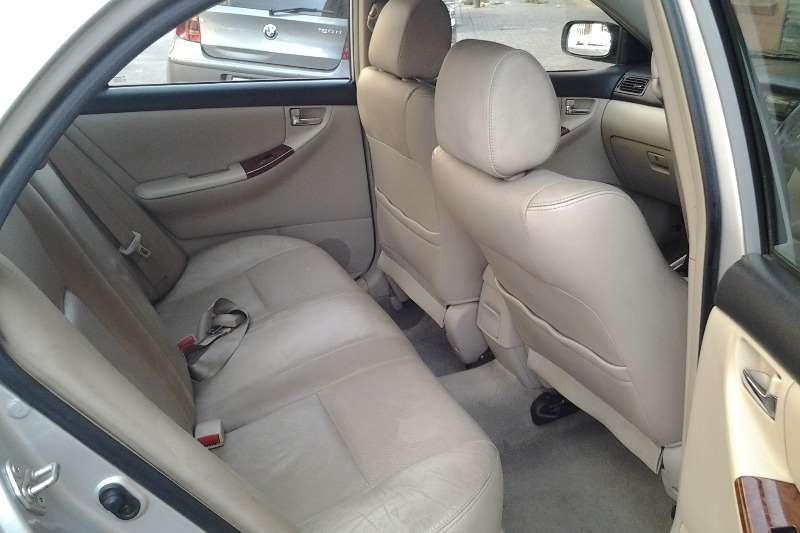 Toyota Corolla 160i GSX 2007