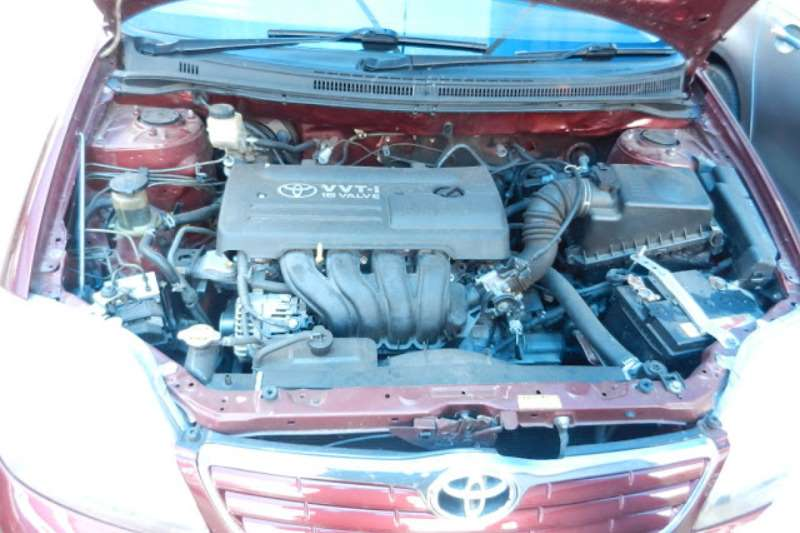 Toyota Corolla 160i GSX 2008