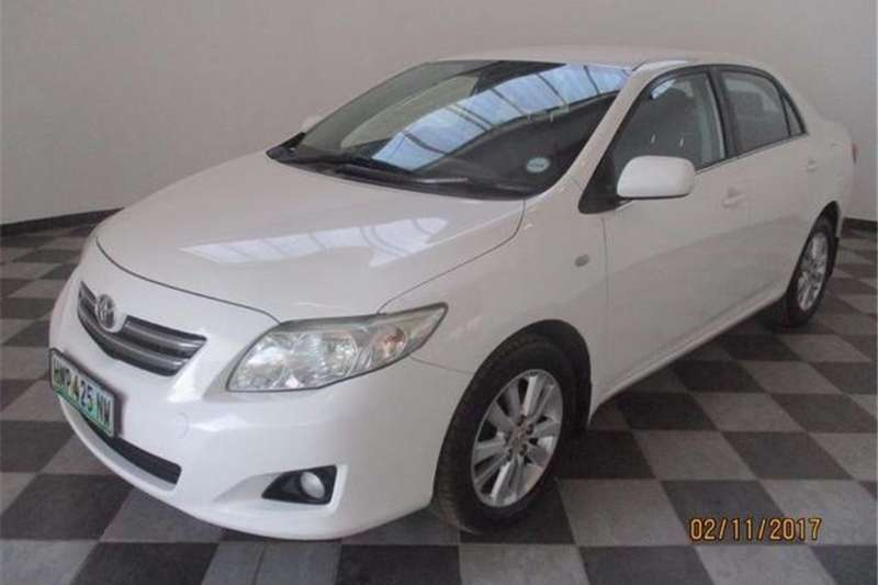 Toyota Corolla 2.0D-4D Advanced 2009