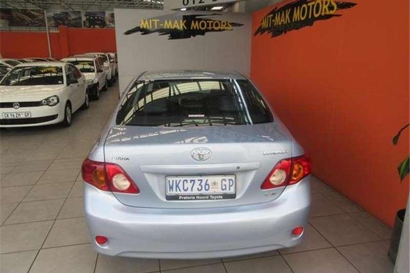 Toyota Corolla 2.0D 4D Exclusive 2007