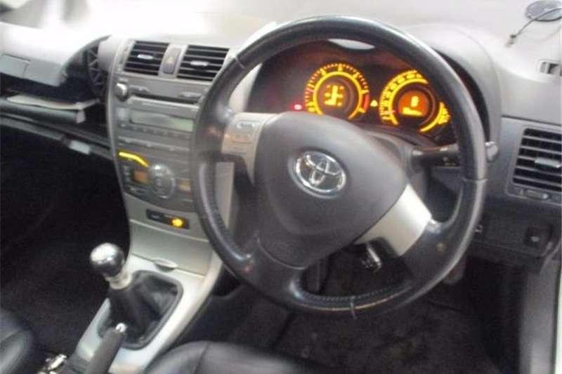 Toyota Corolla 2.0D 4D Exclusive 2008