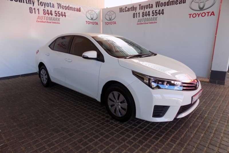 Toyota Corolla Corolla 1.3 Esteem 2016