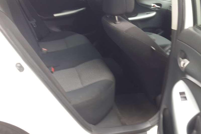 Toyota Corolla Quest 1.6 auto 2010
