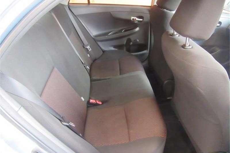 Toyota Corolla Quest 1.6 Auto 2014