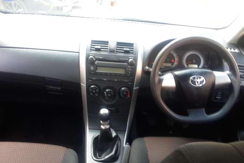 Toyota Corolla Quest 1.6 Plus 2015