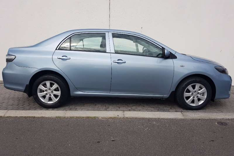Toyota Corolla Quest 1.6 Plus 2015