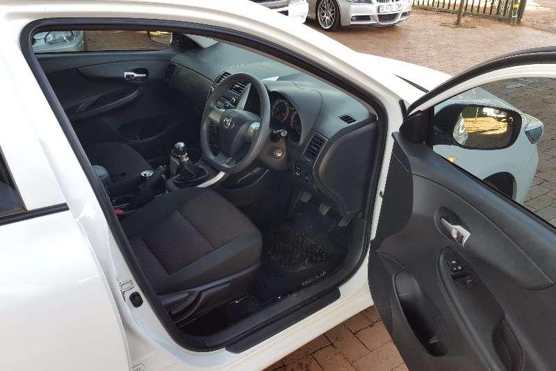 Toyota Corolla quest+ 2015
