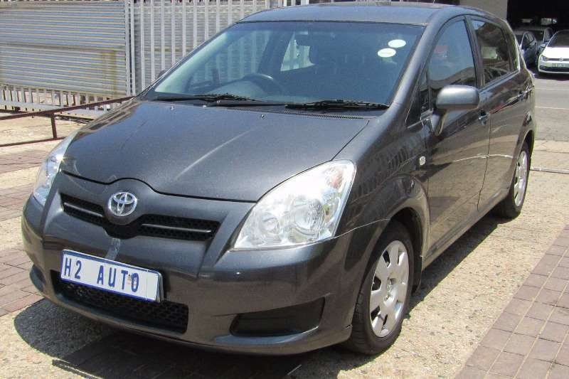 2009 toyota corolla verso 160 sx we have 2 in stock cars for sale in gauteng r 120 000 on auto. Black Bedroom Furniture Sets. Home Design Ideas