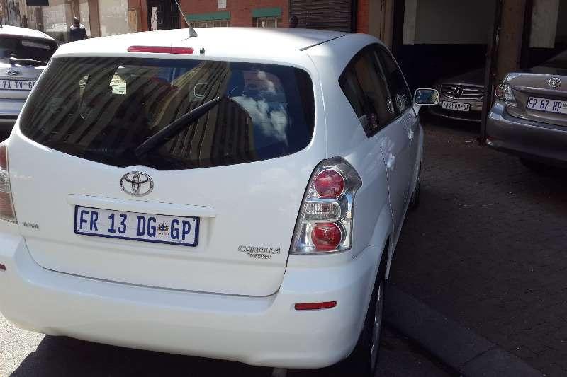 Toyota Corolla Verso 180 SX 2010