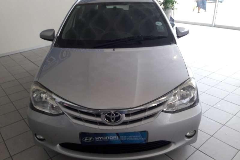 Toyota Etios hatch 1.5 Xs 0