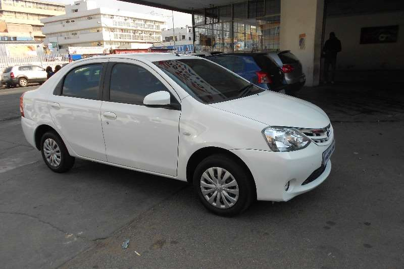 2015 Toyota Etios Sedan 1 5 Xs Sedan Fwd Cars For Sale
