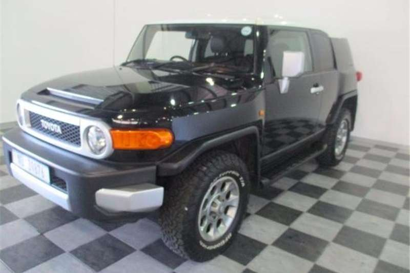 2012 toyota fj cruiser crossover suv awd cars for sale in gauteng r 299 000 on auto mart. Black Bedroom Furniture Sets. Home Design Ideas