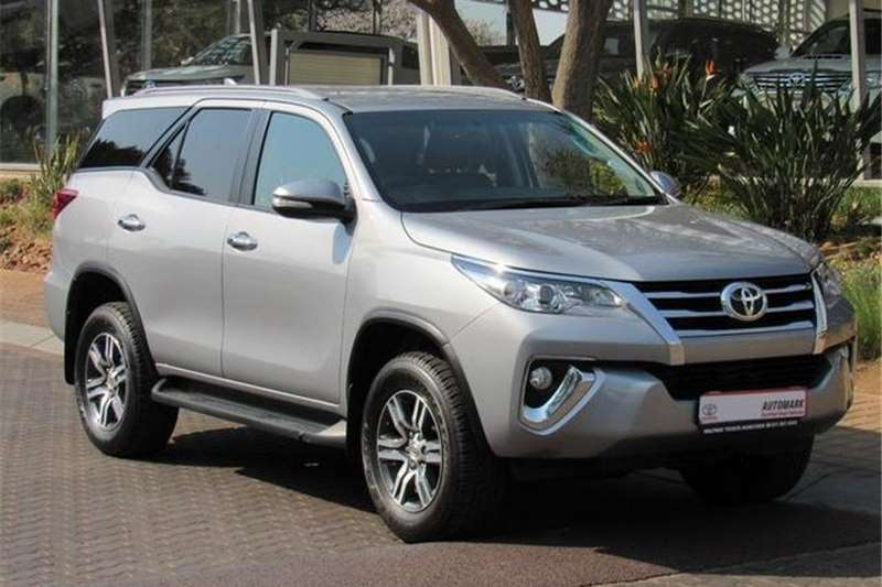 Toyota Fortuner 2.4 GD-6 Auto 2016