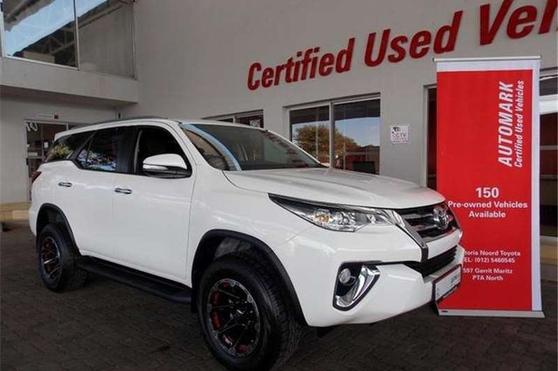 Toyota Fortuner 2.4GD 6 2016