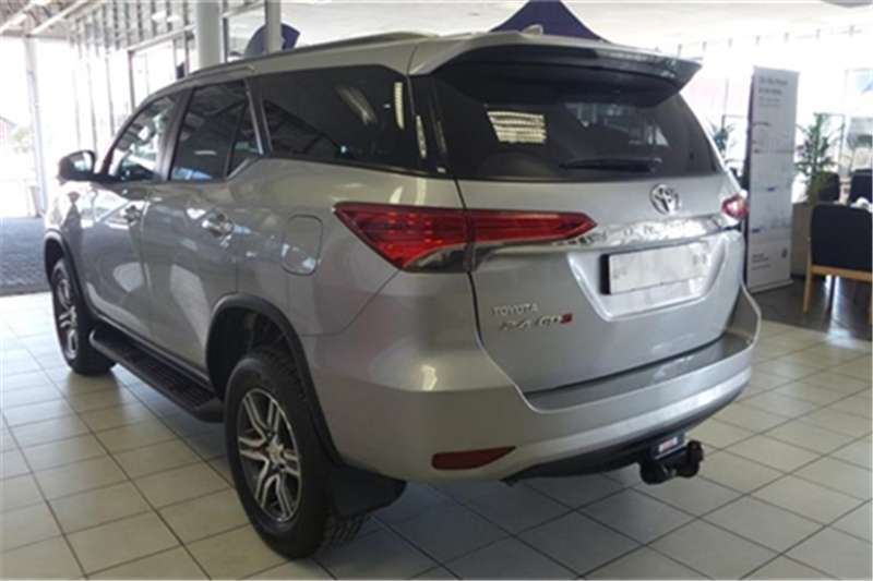 Toyota Fortuner 2.4GD 6 auto 2016