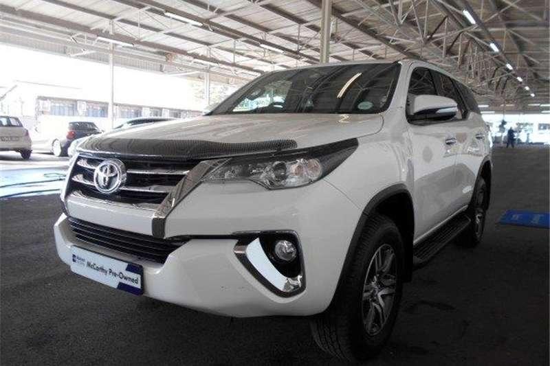 Toyota Fortuner 2.7 auto 2017