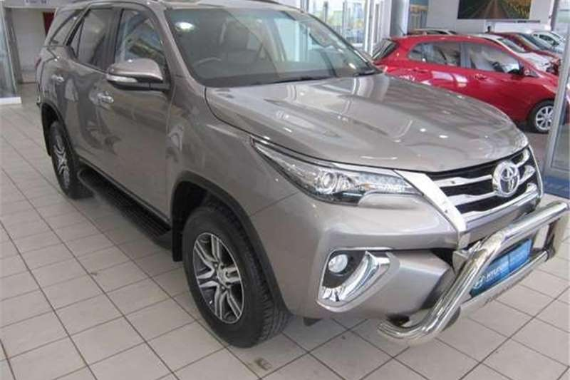 Toyota Fortuner 2.8GD-6 Auto 2016