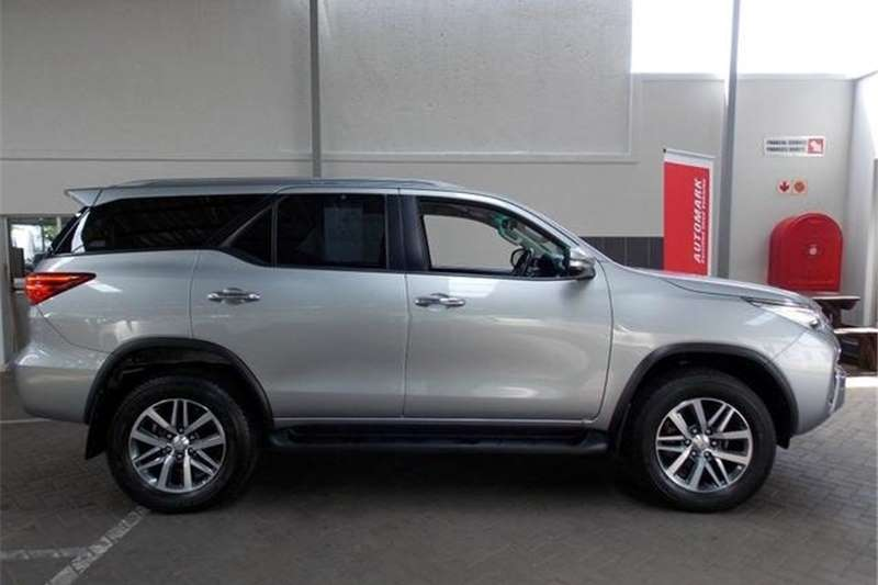 Toyota Fortuner 2.8GD 6 Auto 2017