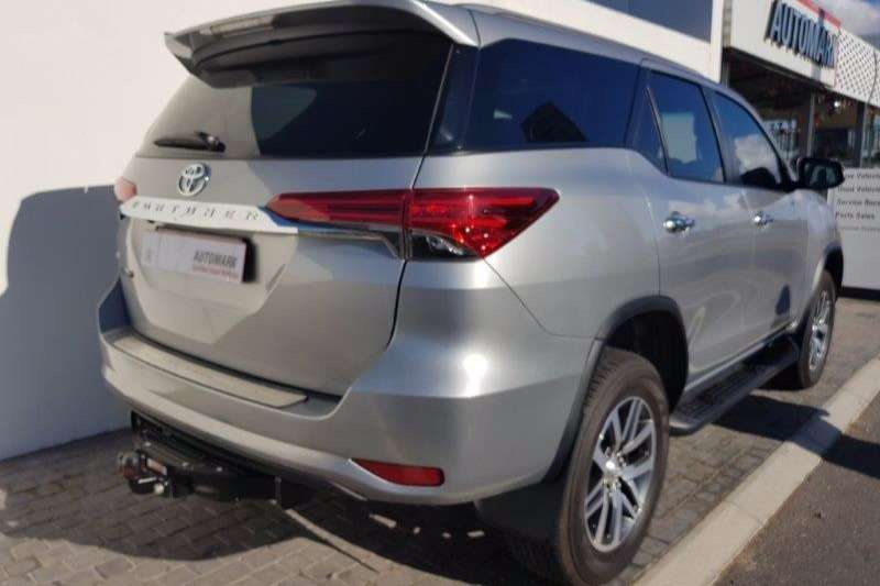 Toyota Fortuner 2.8GD 6 RB 6AT Auto For Sale 2017