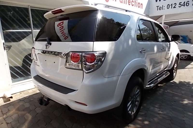 Toyota Fortuner 3.0 D 4D LTD Edition 2014