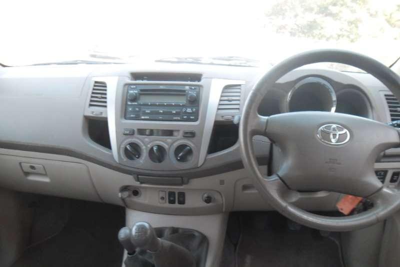 Toyota Fortuner 3.0D 4D 4x4 2006