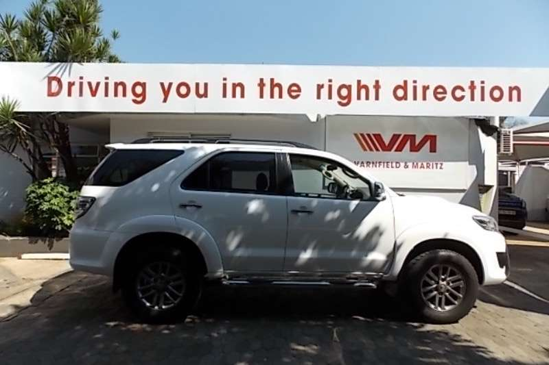 Toyota Fortuner 3.0D-4D 4x4 Limited 2014