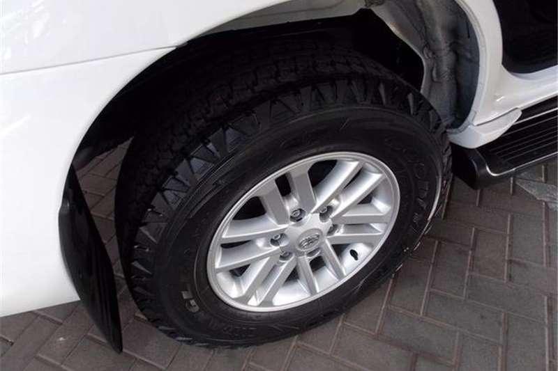 Toyota Fortuner 3.0D 4D Auto 2013