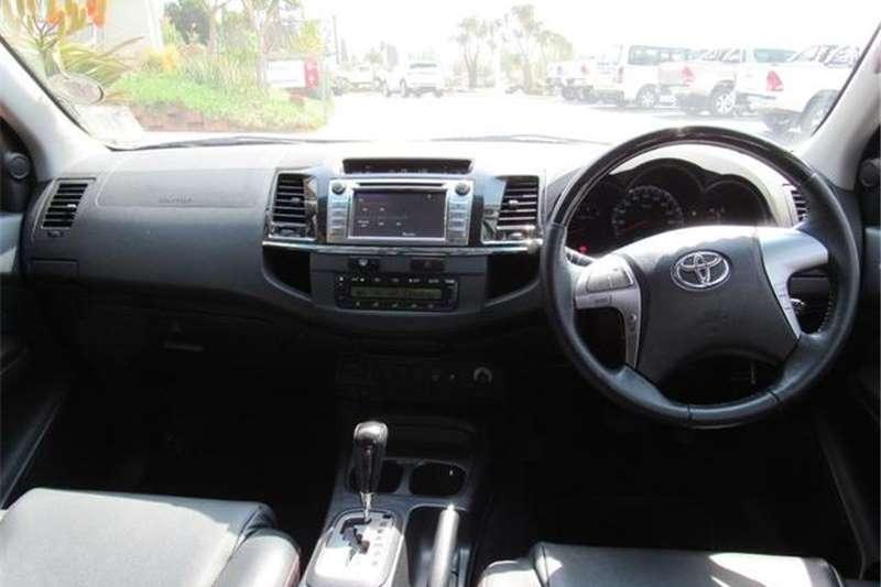 Toyota Fortuner 3.0D-4D Auto 2015