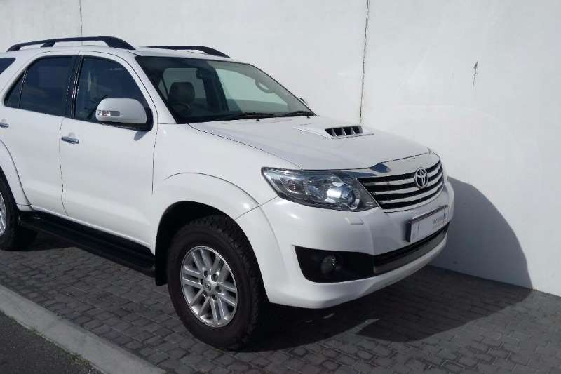 Toyota Fortuner 3.0D-4D RB Automatic 2013